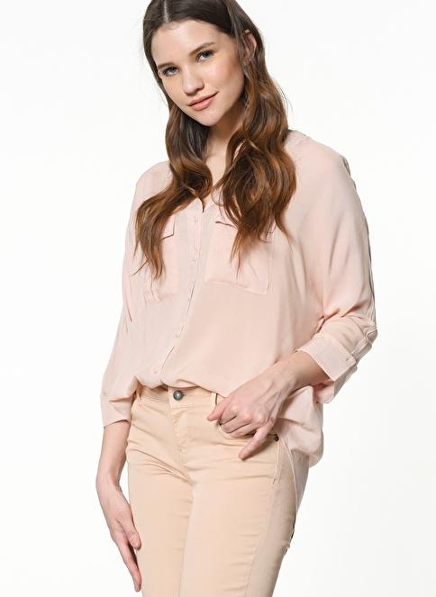 Vero Moda Gömlek Pembe